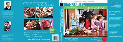 The Gabriel Method full cover folded out