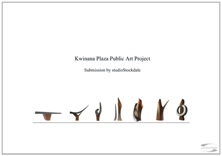 Kwinana Plaza Public Art Project