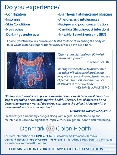 Denmark Colon Health Advert